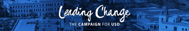 USD campaign for leading change