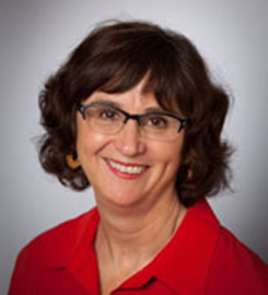 Dr. Mary Barger, Hahn School of Nursing and Health Science