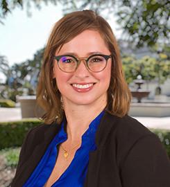 Amanda Petersen, College of Arts and Sciences