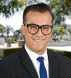 Octavio Rodríguez Ferreira, College of Arts and Sciences