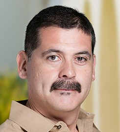 Dr. Cid Martinez, College of Arts and Sciences