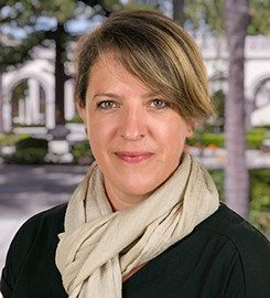 Rachel Locke, Kroc Institute for Peace and Justice