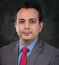 Dr. Ebrahim K. Tarshizi, Shiley-Marcos School of Engineering