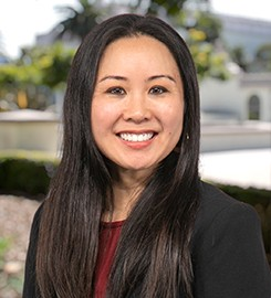 Dr. Kacie Miura, College of Arts and Sciences