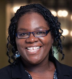 Joi Spencer, School of Leadership and Education Sciences