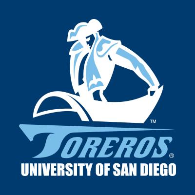 Spirit Mark Usd Brand University Of San Diego