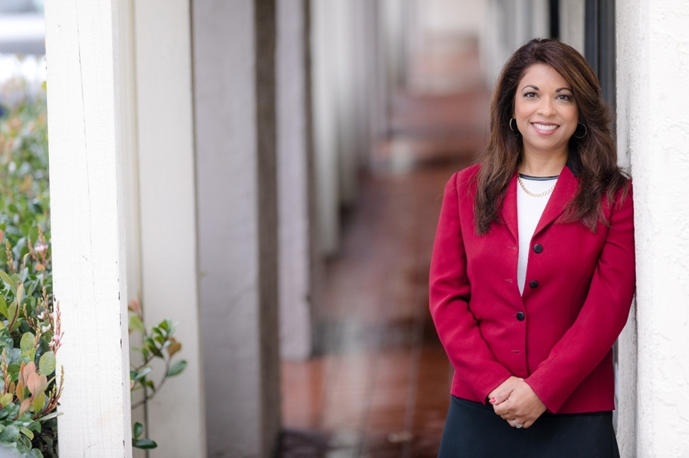 Michelle Muñiz, USD alumni and real estate maven
