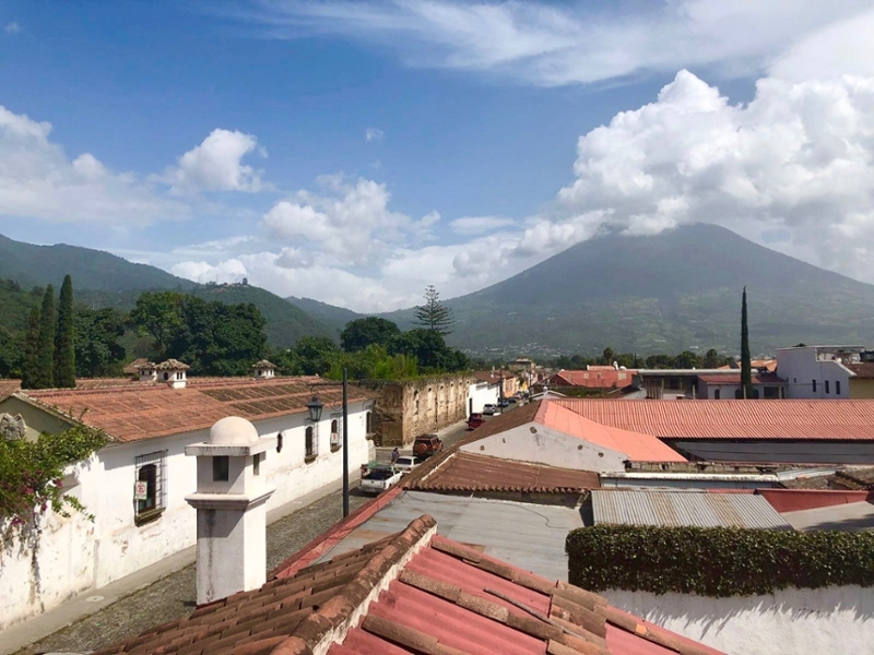 Scenic photo of Guatemala