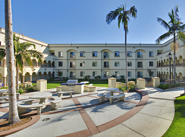 Building gallery facilities management university of - Apartment buildings san diego ...