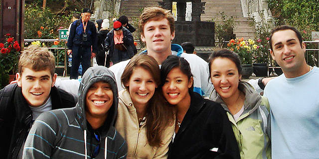 Study Abroad Opportunities - International Center ...