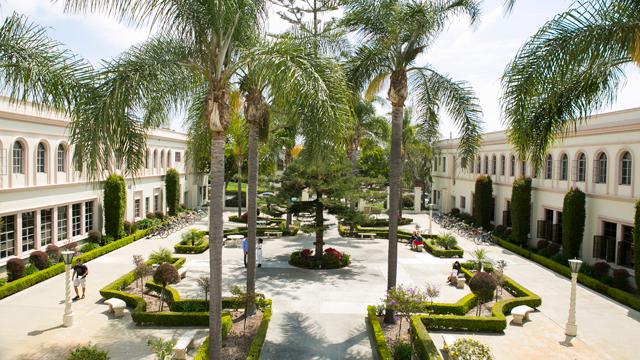 San Diego Law School >> Visiting Campus School Of Law University Of San Diego