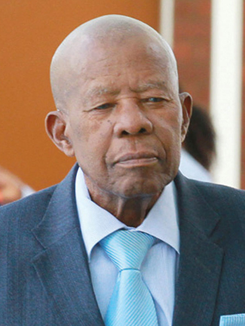 His Excellency Ketumile Masire