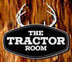 sign for The Tractor Room