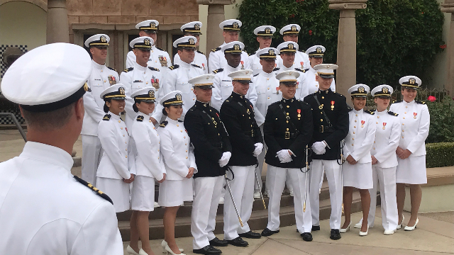 Naval Reserve Officers Training Corps - Naval Reserve