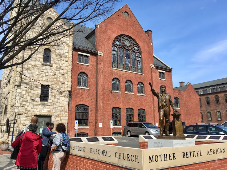 Mother Bethal African Methodist Episcopal Church