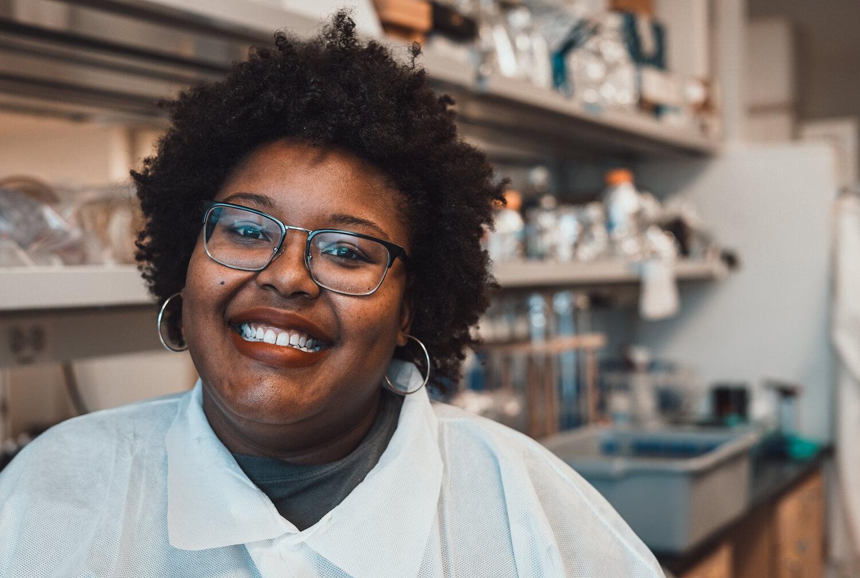 Headshot of Dr Tiara Moore