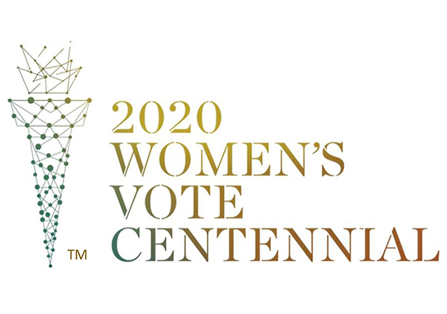 Women's Vote Centennial