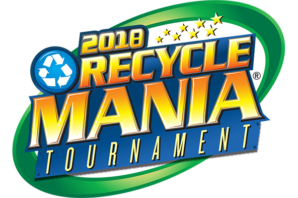 2018 RecycleMania Logo
