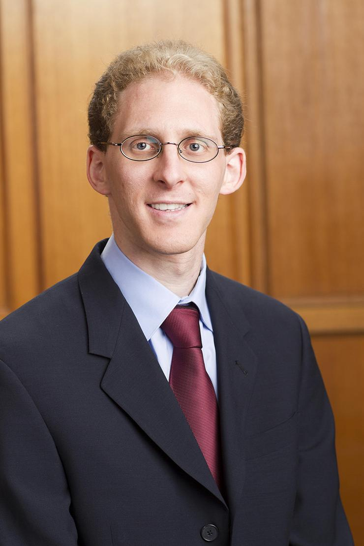 Assistant Professor of Law Jordan Barry