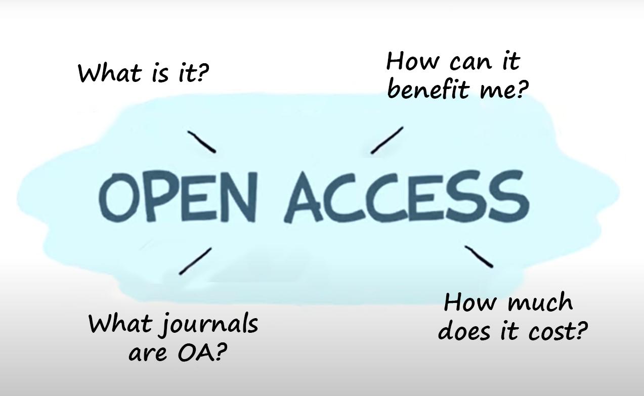 Open Access Flyer