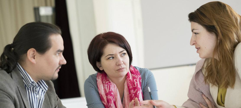 Women PeaceMaker Roxana Cristescu