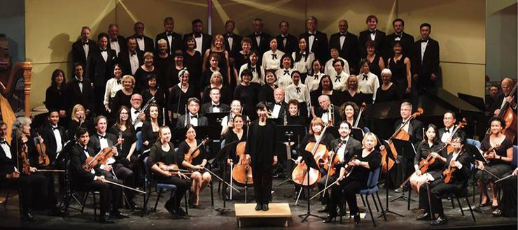 The Greater San Diego Chamber Orchestra, directed by USD music faculty member Angela Yeung, will perform Rimsky Korsakov's