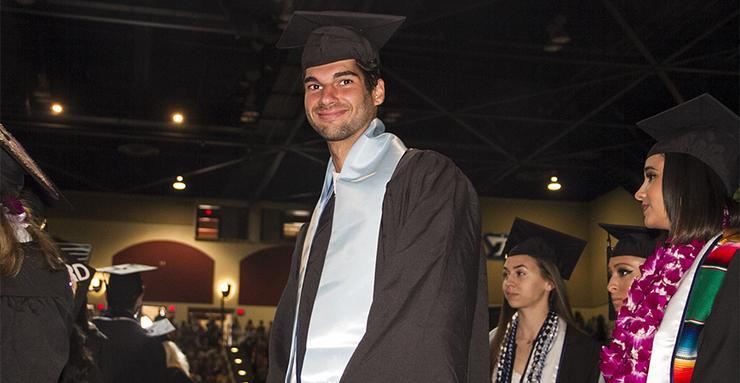 Maya Hood Graduates