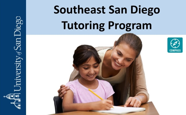 University of San Diego, Southeast San Diego Tutoring Program, Compass