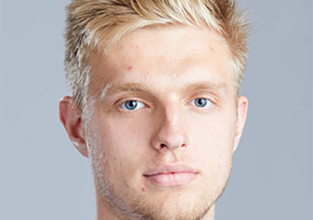Belarus native and USD basketball player Yauhen Massalski