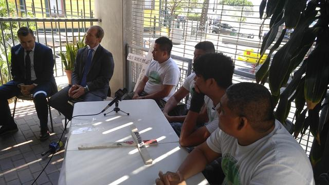 AMIREDES press conference