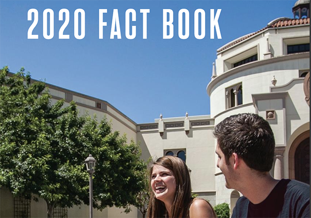 2020 USD Fact Book cover