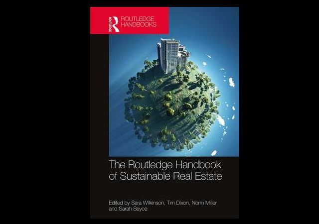 The Rutledge Handbook of Sustainable Real Estate