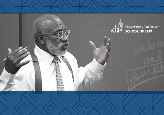 Professor Roy L. Brooks