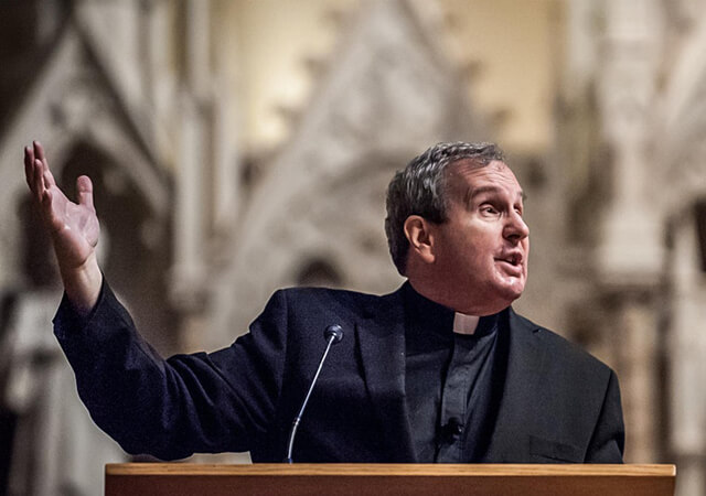 photo of Fr. Robert Spitzer