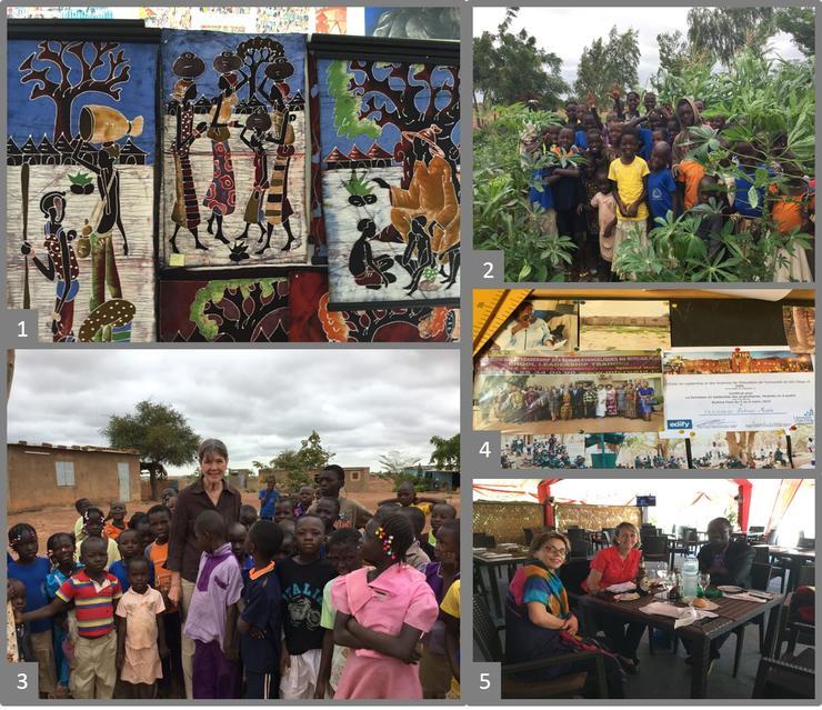 Postcards from Burkina Faso