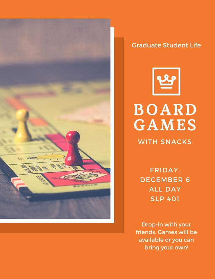 Board Games Day