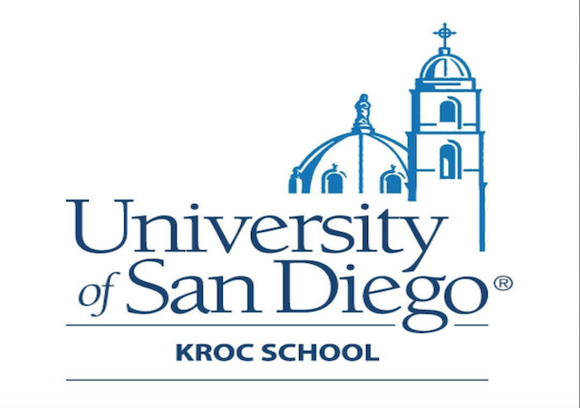 Kroc School logo