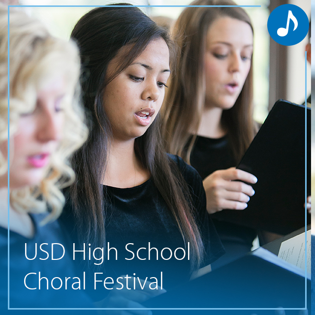 USD HS Choral Festival