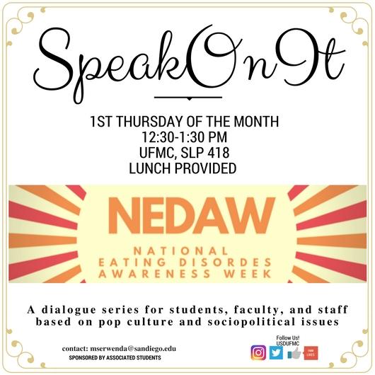 Speak On It - NEDAW