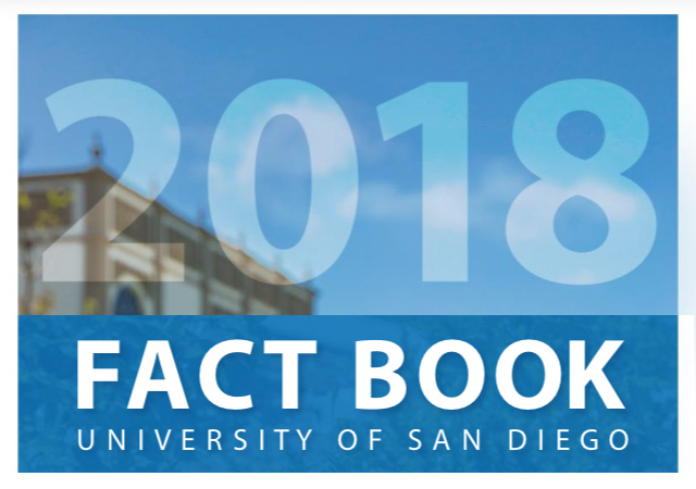 2018 USD Fact Book cover