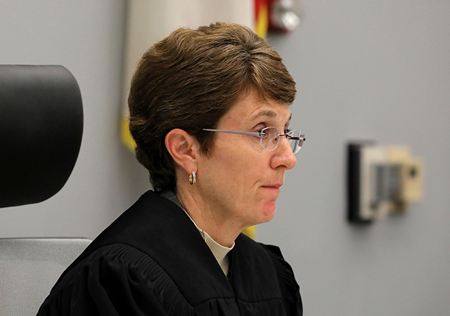 Judge Freeland