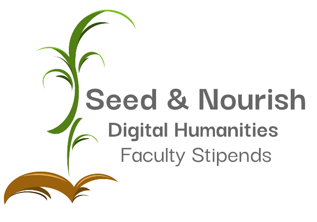 "image of plant sprout and the words ""Seed and Nourish"""