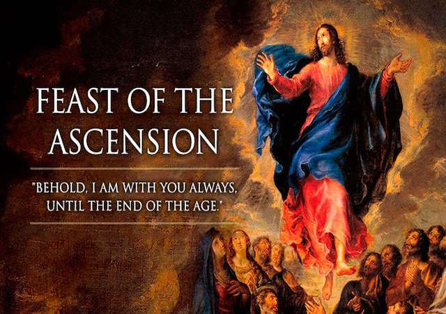 Feast of Ascension image