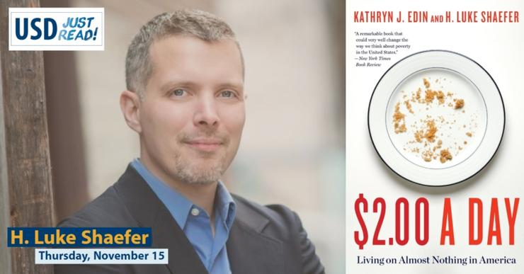 H. Luke Shaefer and $2.00 A Day: Living on Almost Nothing