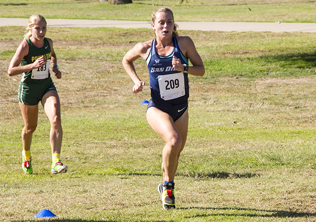 Hannah Rasmussen, Women's Cross Country