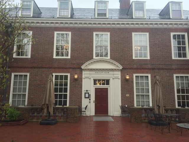 Hosted at the Harvard Faculty Club
