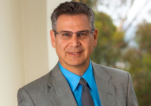 Image is of Norm Miller, PhD, Hahn Chair of Real Estate Finance