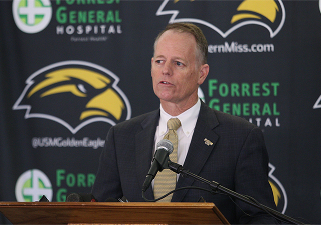 Bill McGillis, new USD Executive Director of Athletics and Associate VP