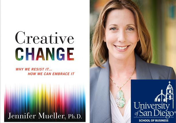 Jen Mueller, associate professor of Management