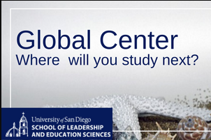 Image with text, Where will you study next?
